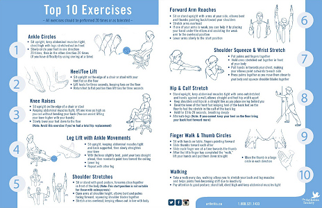 Fibromyalgia Exercises